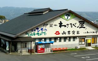 伊豆のわさび屋函南店